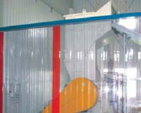 PVC Strip Door for Production Area