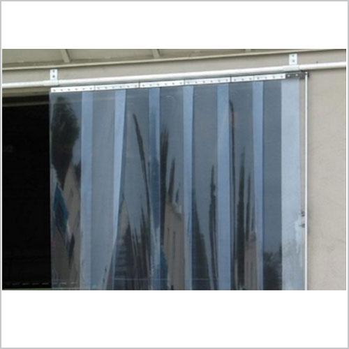 Pvc Strip Curtain Ezeeflex Plastics New Delhi India